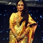 Rekha: I'm just blessed by being born one day apart from Amitji