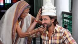 Saif Ali Khan turns a Bengali bridegroom