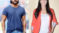 Saif Ali Khan and Katrina Kaif's next gets a title
