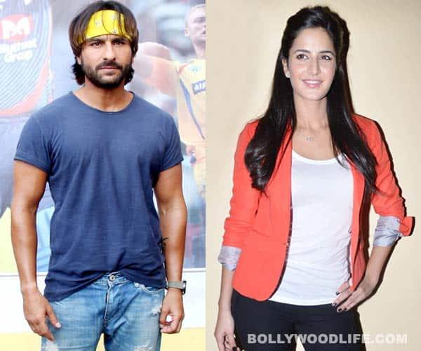 Katrina Kaif and Saif Ali Khan's next titled Daniyal Khan?