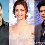 Is Salman Khan trying to take Deepika Padukone away from Shahrukh Khan?