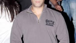 Salman Khan loses his cool again