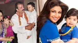 Have Sanjay Dutt-Maanayata and Shilpa Shetty-Raj Kundra buried the hatchet?
