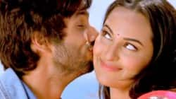 Saree ka fall song, Shahid Kapoor, Sonakshi Sinha