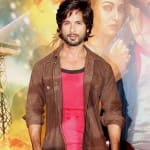 Why is Shahid Kapoor saying no to newcomers?