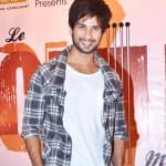 Shahid Kapoor: I never said 'yes' to Milan Talkies!