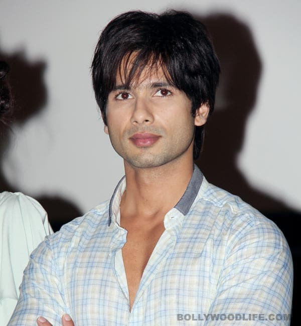 Why did Shahid Kapoor leave Milan Talkies?