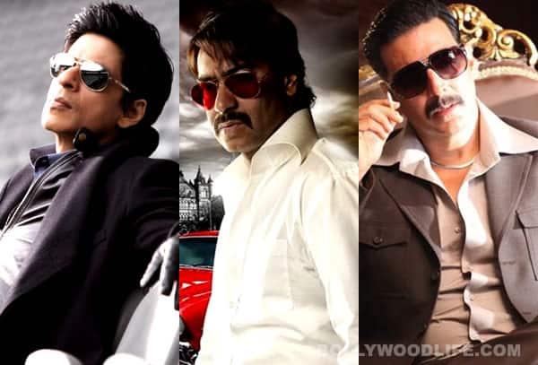 Will Shahrukh Khan be a better gangster than Akshay Kumar and Ajay Devgn?