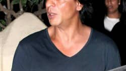 Is Shahrukh Khan unwell?