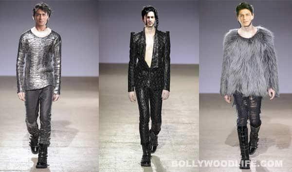 How will Shahrukh Khan look in British designer Gareth Pugh's creations?