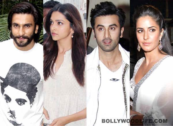 Navratri Special: Deepika Padukone and Ranveer Singh love white!
