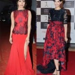 Navratri special: Don't Sonam Kapoor and Priyanka Chopra look ravishing in red?