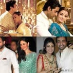 Karva Chauth special: Aishwarya Rai Bachchan, Twinkle Khanna, Shilpa Shetty fast for their husbands - view pics!