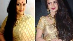 Saath Nibhana Saathiya Rekha duplicate