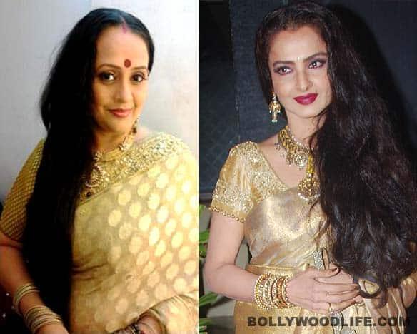 Saath Nibhana Saathiya: Look who's aping Rekha!