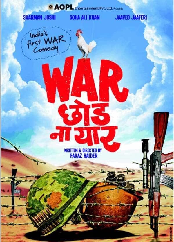 War Chhod Na Yaar movie review: An engaging war satire!