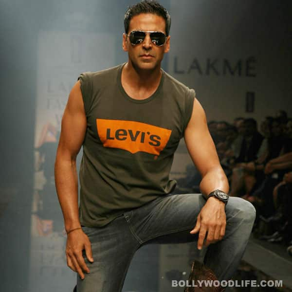 Akshay Kumar to promote Boss by jumping off the highest building