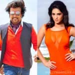 What is Sunny Leone's Rajinikanth connection?