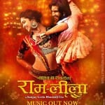 Deepika Padukone and Ranveer Singh unleash their colourful sides: Check out Ram-Leela new poster!