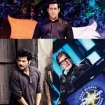 Salman Khan, Anil Kapoor and Amitabh Bachchan: Starry weekends on television!