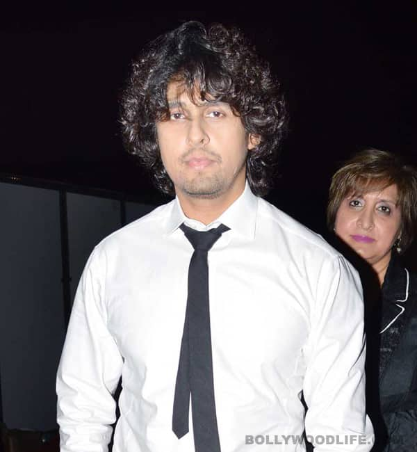 Sonu Nigam threatened by underworld don Chhota Shakeel