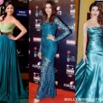 Navratri special: Deepika Padukone and Priyanka Chopra look picture perfect in peacock green!