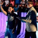 How did Aamir Khan surprise Amitabh Bachchan?