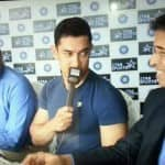 Superstitious Aamir Khan ditches Dhoom:3 look to watch Sachin Tendulkar's last match!