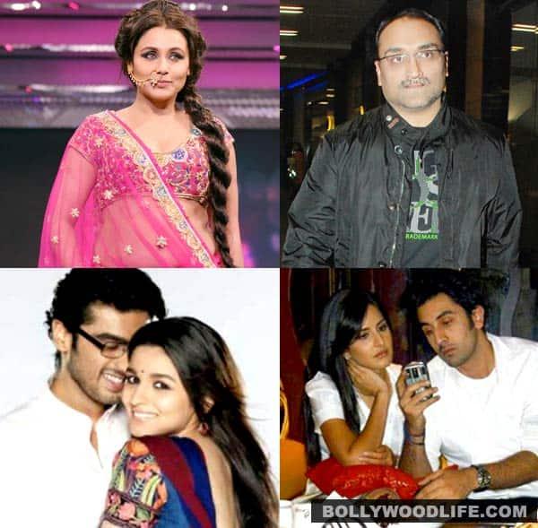 Rani Mukerji-Aditya Chopra, Katrina Kaif-Ranbir Kapoor, Alia Bhatt-Arjun Kapoor – Are they in a relationship?