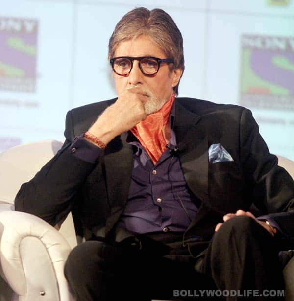 Delhi Earthquake: Why is Amitabh Bachchan worried?