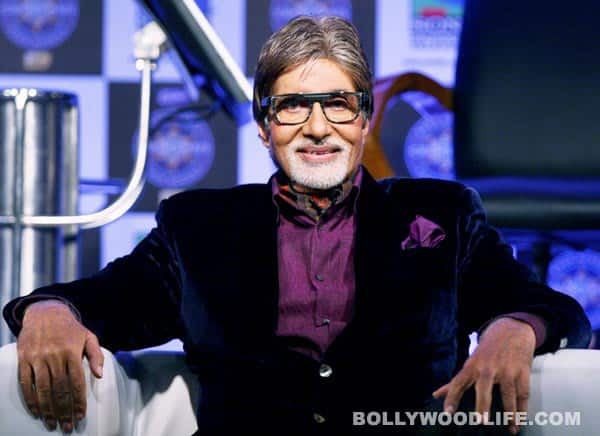 Amitabh Bachchan has a busy 2013!