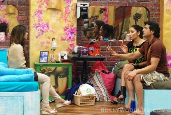 Bigg Boss 7 diaries day 60: Armaan Kohli and Tanishaa Mukherji bitch about Kamya Punjabi