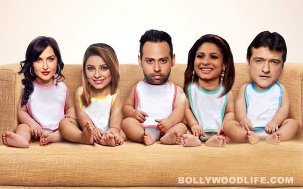Bigg Boss 7: Armaan Kohli, Elli Avram, Tanishaa Mukherji – Meet the overgrown kids in the house!