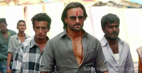 Bullett Raja title song: Is Saif Ali Khan a wannabe Dabangg?