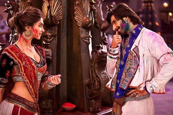 Deepika Padukone Ranveer Singh's Ram-Leela screening halted in Indore!