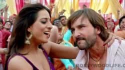 Bullett Raja item song Don't touch my body