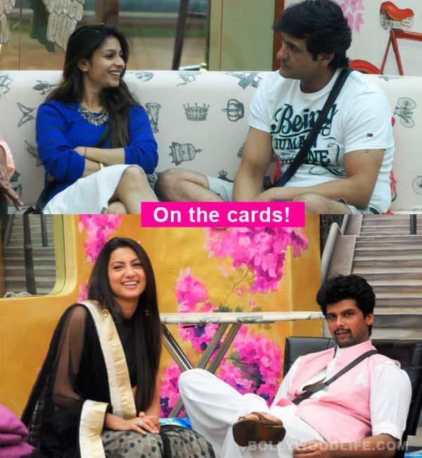 Will Gauahar Khan and Kushal Tandon, Armaan Kohli and Tanishaa Mukherji remain friends after Bigg Boss7?