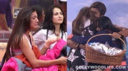 Bigg Boss7: Is Kushal Tandon ignoring Gauahar Khan ?