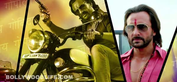 Bullett Raja making video: Saif Ali Khan does unbelievable action stunts!