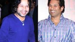 Kaliash Kher, Sachin Tendulkar