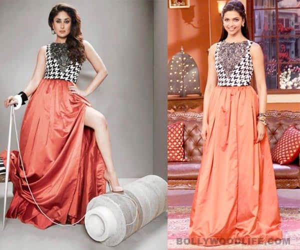 Deepika Padukone copies Kareena Kapoor Khan: But who wears it better?