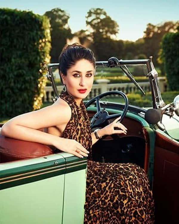Quirky Kareena Kapoor Khan explores her royal side!