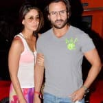 Is Saif Ali Khan not interested in Kareena Kapoor Khan's professional life?