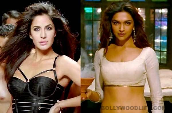Is Katrina Kaif trying to steal Deepika Padukone's thunder?