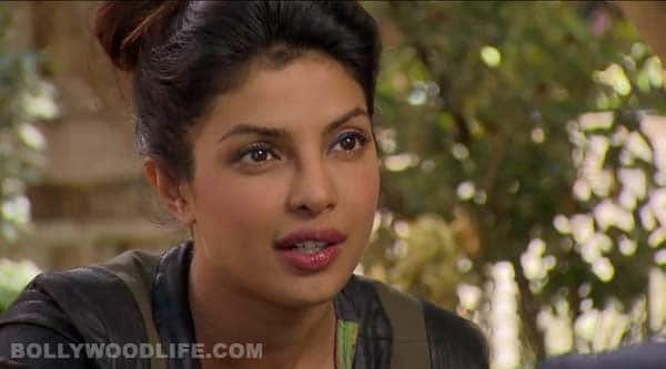 What is Priyanka Chopra afraid of?