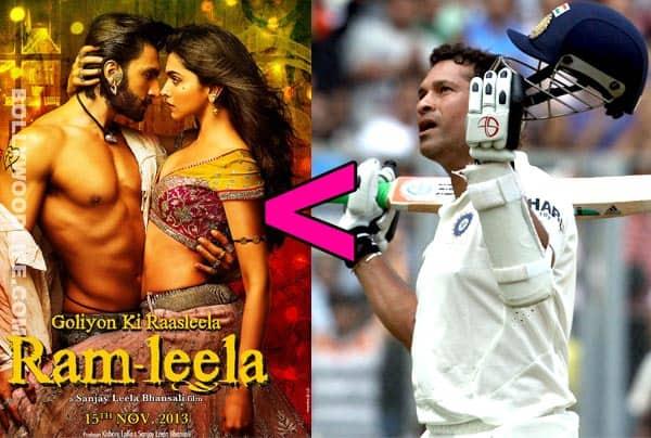 Will Sachin Tendulkar's last match affect Ram-Leela's box-office collections?