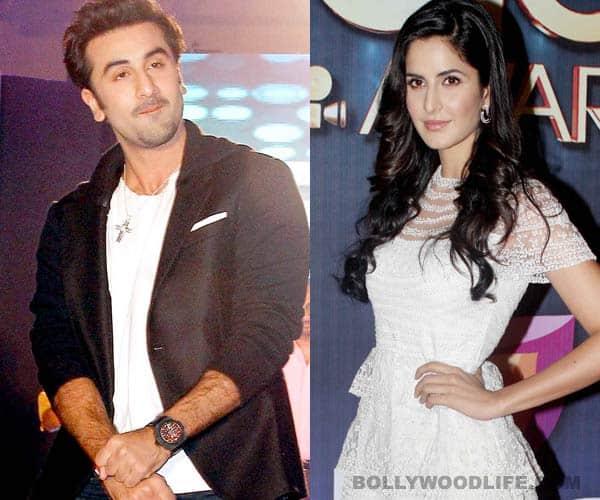 Is Ranbir Kapoor trying to ease Katrina Kaif into the Kapoor khandaan?