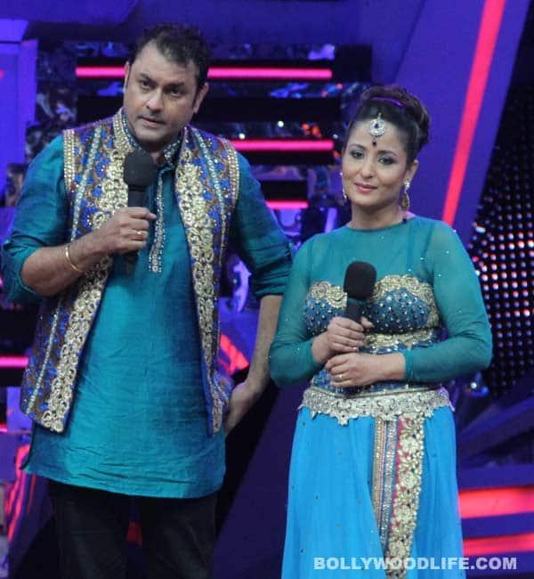Nach Baliye 6: Lata Sabharwal and Sanjeev Seth eliminated!