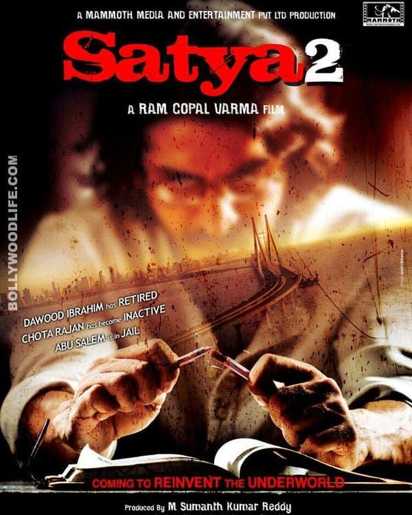 Ram Gopal Varma: Can't escape comparison between Satya 2 and Satya