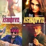 Dedh Ishqiya: Huma Qureshi, Madhuri Dixit, Naseeruddin Shah, Arshad Warsi posters revealed!
